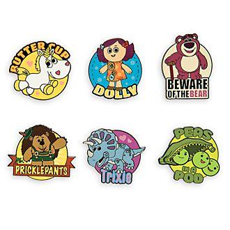 Set di pin Toy Story 3 Disney Store, 3 di 4