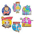 Disney Store Toy Story 4 Pin Set, 4 of 4