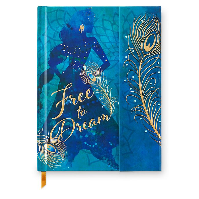 Disney Store Journal Aladdin