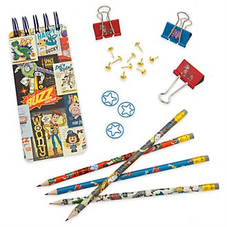 Disney Store Toy Story 4 Stationery Set