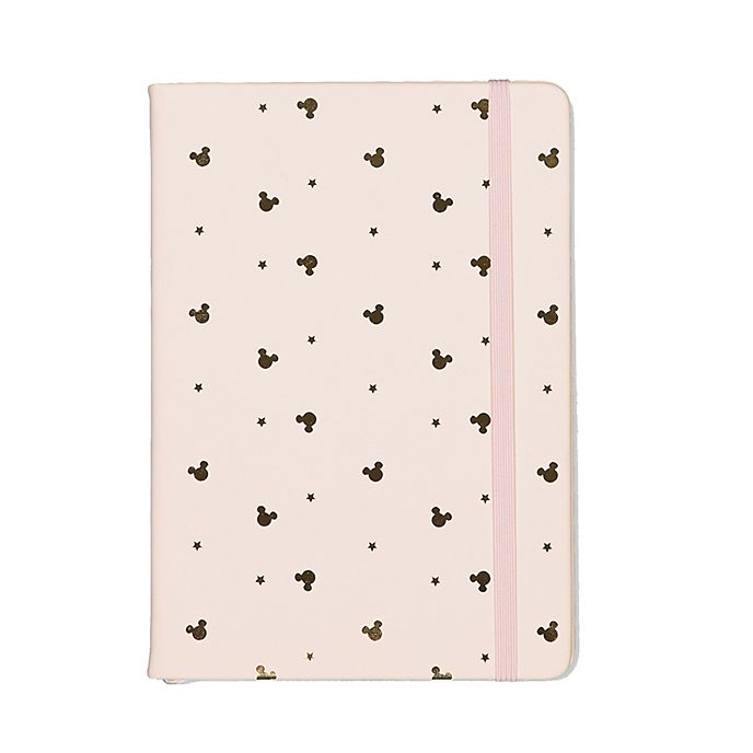Typo Mickey Mouse Blush Notebook