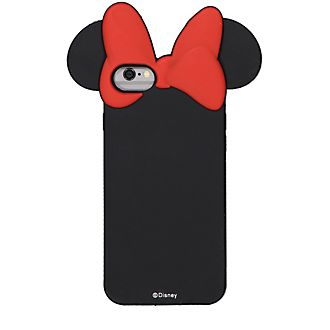 Typo Minnie Ears iPhone Case