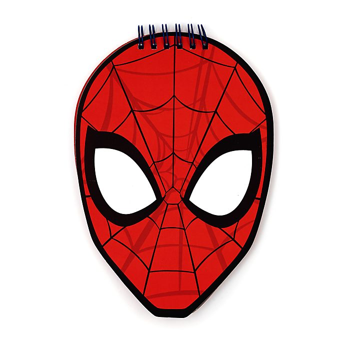 Disney Store Bloc-notes Spider-Man