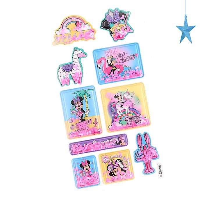 Pegatinas unicornio Minnie, Disney Store