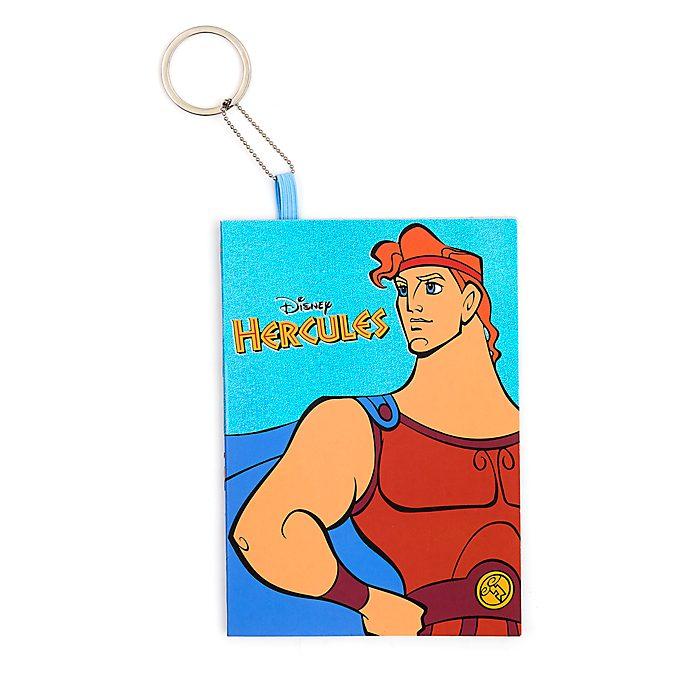 Portachiavi e quaderno A6 Hercules Disney Store