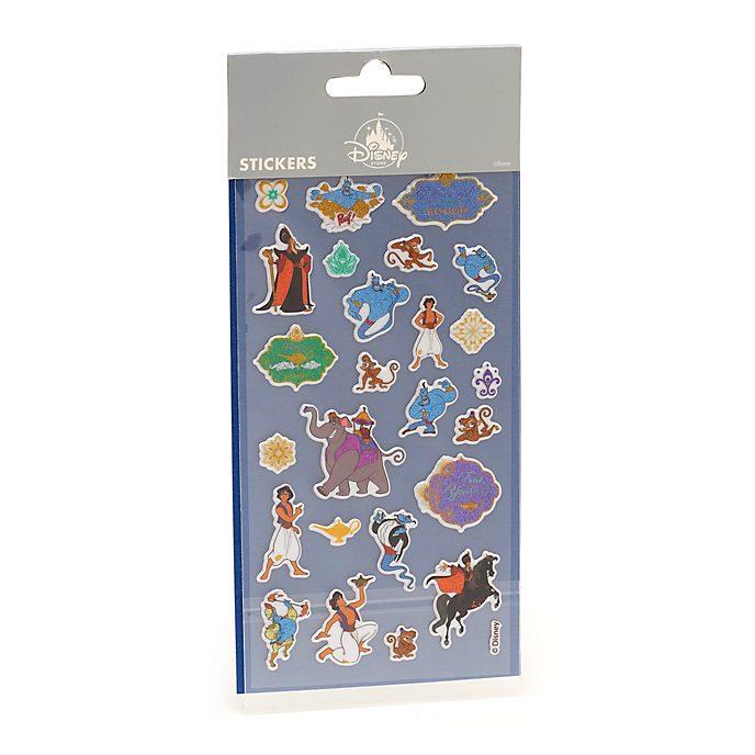 Disney Store Aladdin Stickers