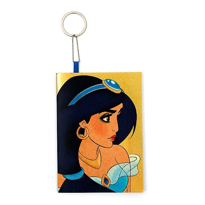 Cuaderno A6 con llavero Jasmine, Disney Store