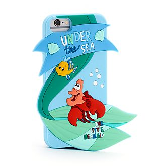 Disney Store The Little Mermaid iPhone Case