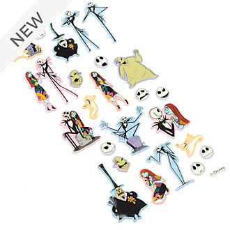 Disney Store The Nightmare Before Christmas Stickers