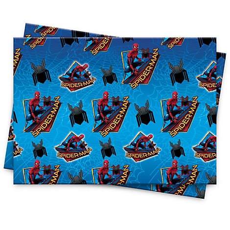 Spider-Man Homecoming Table Cover
