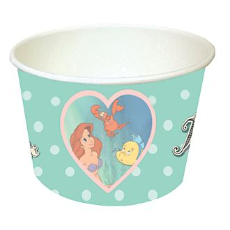 Disney Store The Little Mermaid 8x Treat Tubs