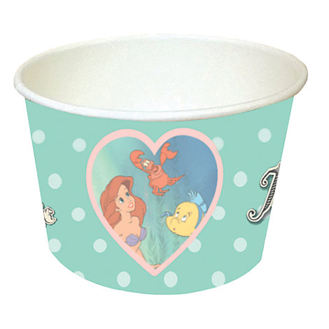 The Little Mermaid 8x Treat Tubs
