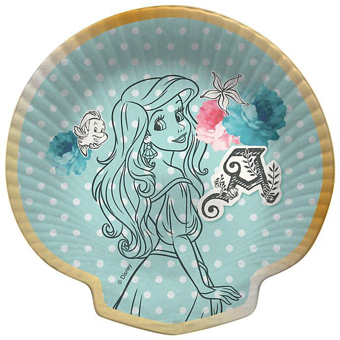 Disney Store – Arielle, die Meerjungfrau – 8 x Partyteller