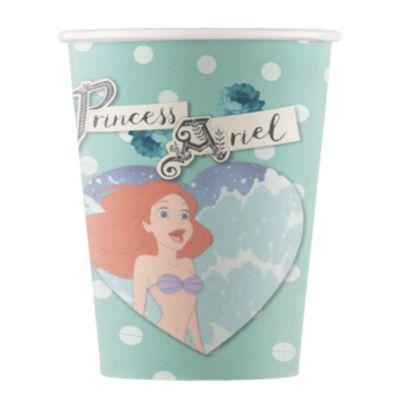 Arielle, die Meerjungfrau - 8 x Partybecher