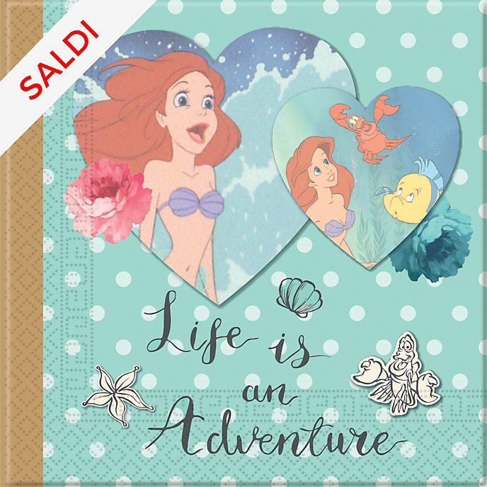 Disney Store La Sirenetta, 20 tovaglioli di carta
