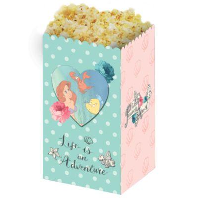 La Sirenetta, 4 secchielli per popcorn