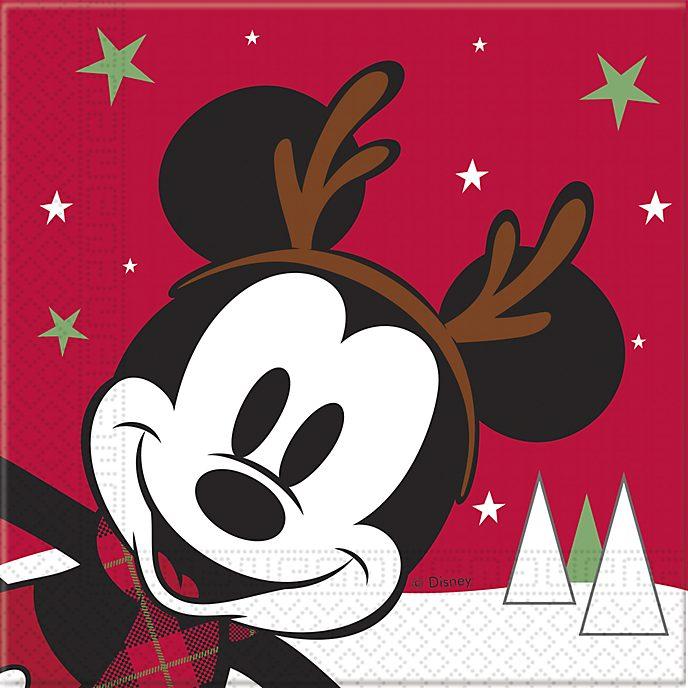 Regala la Magia, 20 tovaglioli di carta natalizi