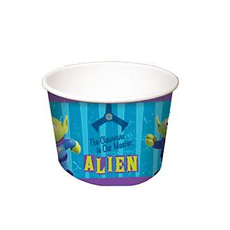 Set 8 vasos chuches, Toy Story, Disney Store