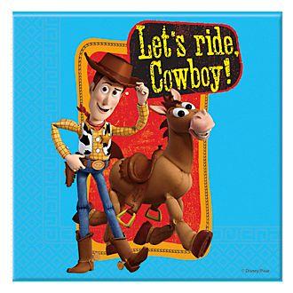Disney Store Lot de 20serviettes de fête Toy Story
