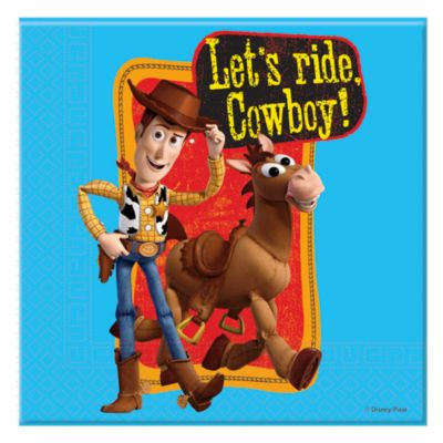 Toy Story 20x Party Napkin Pack