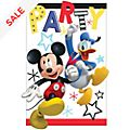 Disney Store - Micky und Freunde - Partyeinladungen, 8-teiliges Set