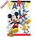 Disney Store Lot de 8invitations Mickey et ses amis