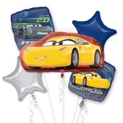 CRUZ BOUQUET CARS 3 Q417