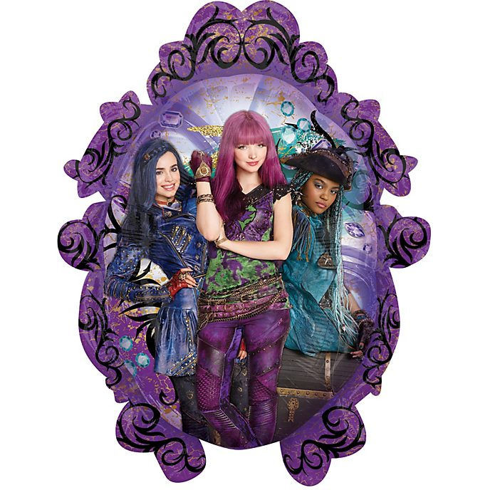 Disney Store Ballon Supershape Disney Descendants 2