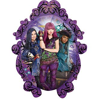Disney Store Disney Descendants 2 SuperShape Balloon