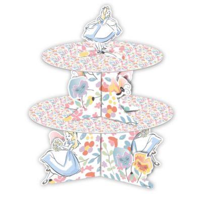 Plat à gâteaux Alice au Pays des Merveilles