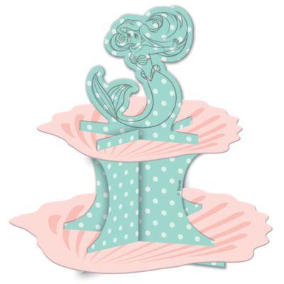 Pedestal para pastel La Sirenita
