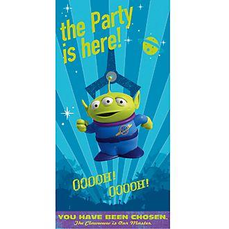 Cartel para puerta Toy Story, Disney Store