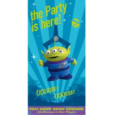 Cartel para puerta Toy Story