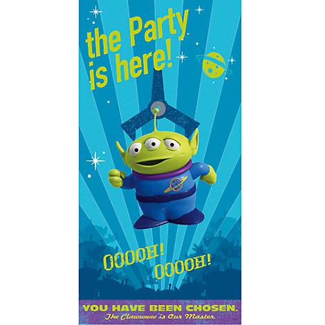 Panneau de porte Toy Story