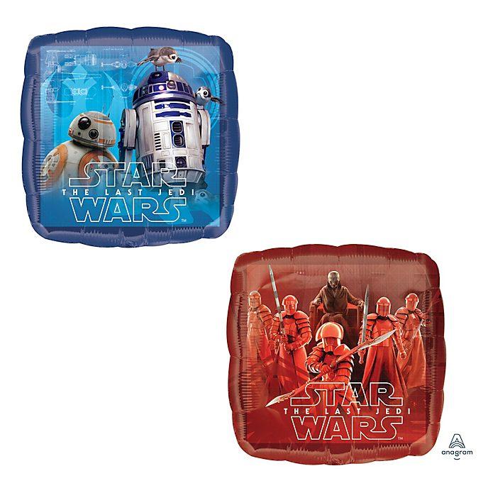 Globo brillante Star Wars: Los Últimos Jedi, Disney Store