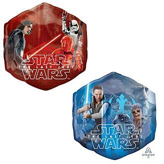 Disney Store Star Wars: The Last Jedi SuperShape Balloon