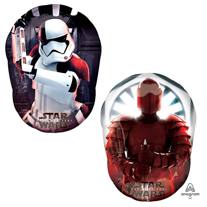 Globo supergrande soldado imperial, Star Wars: Los últimos Jedi, Disney Store