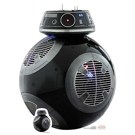 Recortables de cartón BB-9E, Star Wars: Los últimos Jedi