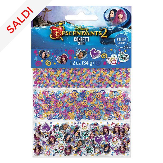 Coriandoli Descendants 2 Disney Store
