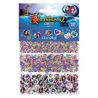 Confeti Los Descendientes 2, Disney Store