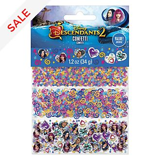 Disney Store Descendants 2 Confetti