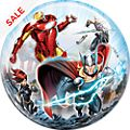 The Avengers - Luftballon in Seifenblasenoptik