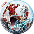 Palloncino Bubble Avengers