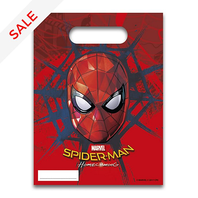 Spider-Man 6x Party Bags