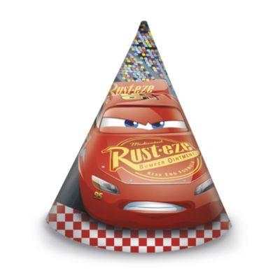 Lightning McQueen - Partyhüte, 6er-Pack