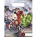 Set 6 bolsas fiesta, Los Vengadores de Marvel