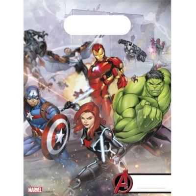 Marvel Avengers, 6 sacchettini
