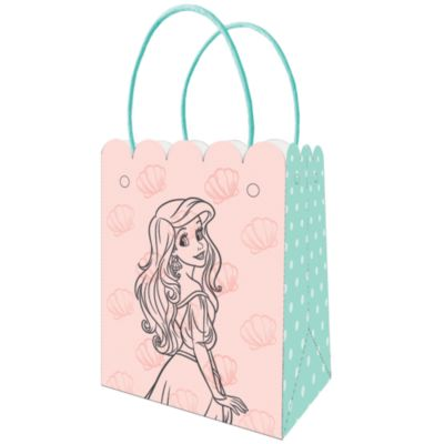 The Little Mermaid 6x Party Bags