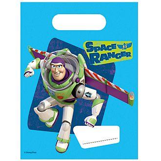 Set 6 bolsas fiesta, Toy Story, Disney Store