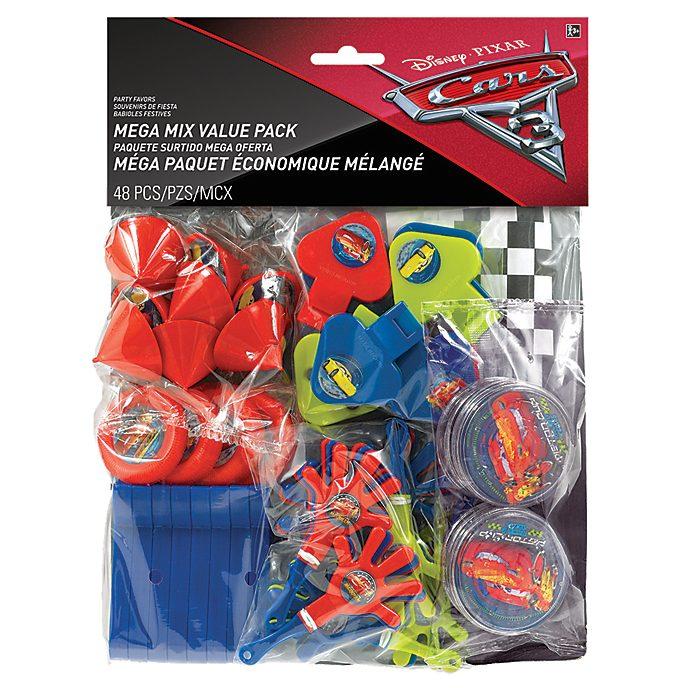 Disney Pixar Cars 48 Piece Party Favours Pack